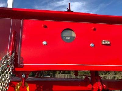 new log truck woodstock 09