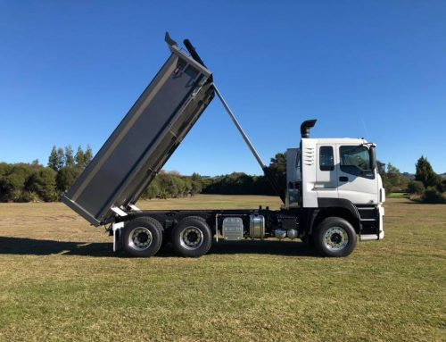 5m Steel Bathtub Tipper Spec Unit